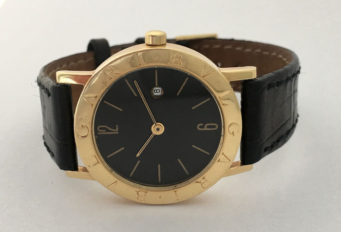 Bvlgari - 18K Yellow Gold Quartz - BB 26 GL - Unisex - 2000-2010