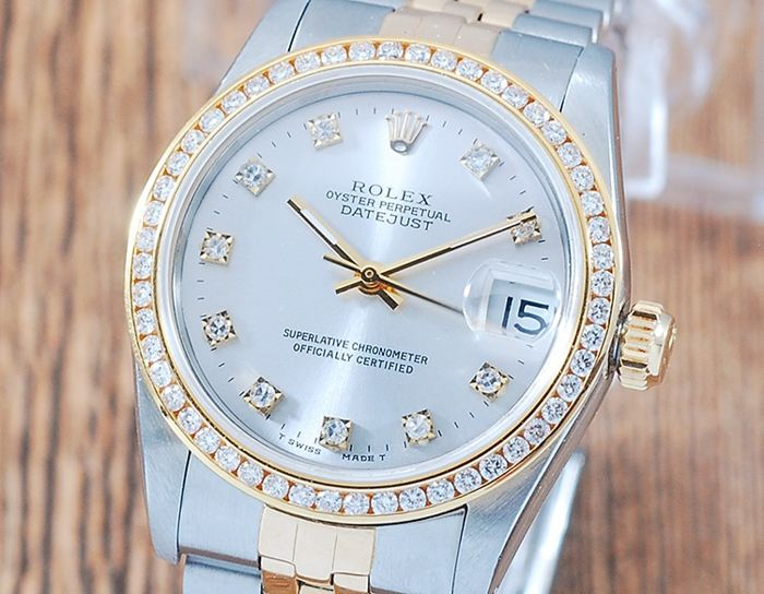 Rolex - Oyster Perpetual DateJust - 68273 - Unisex - 1980-1989