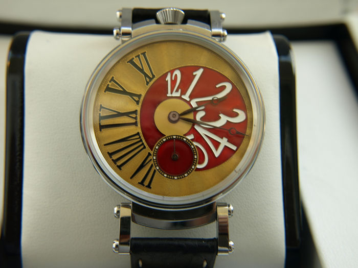 Anonymous - Marriage watch - NO RESERVE PRICE - Men - 1901-1949