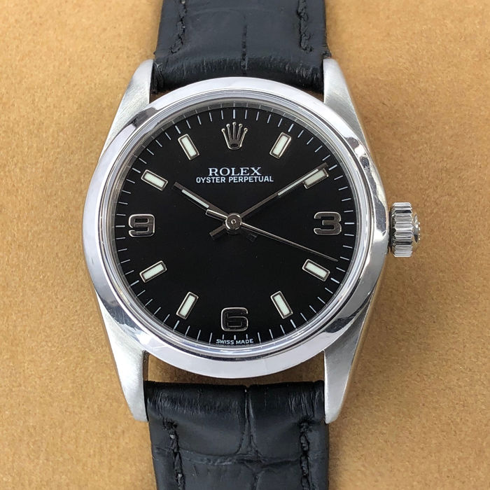 Rolex - Oyster Perpetual Medium - 67480 - Mujer - 1990-1999