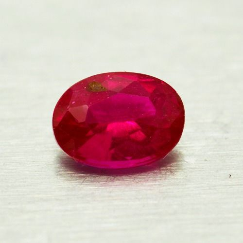 Rouge Rubis - 0.58 ct