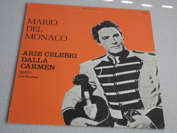 13 Male Opera singers on 18 LP's - Björling / Carreras / Caruso / Del Monaco / Domingo / Gigli / - Multiple artists - Singing various Opera Aria's and Canzonas on 13 Albums (18 lp's)   - Multiple titles - 2xLP Album (double album), LP Box set, LP's - 1965/1984