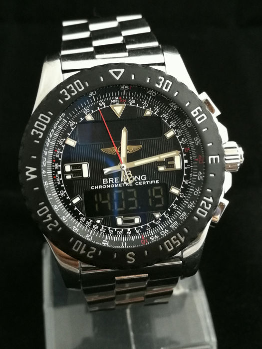 Breitling - Airwolf Raven  - A78364 - Men - 2000-2010