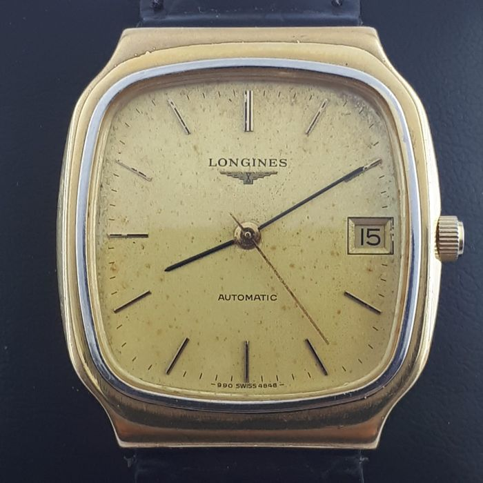 Longines - Vintage Automatic - Heren - 1970-1979