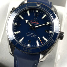 Omega - Seamaster Planet Ocean Co-Axial Automatic Titanium New! - 232.92.42.21.03.001 - Men - 2011-present