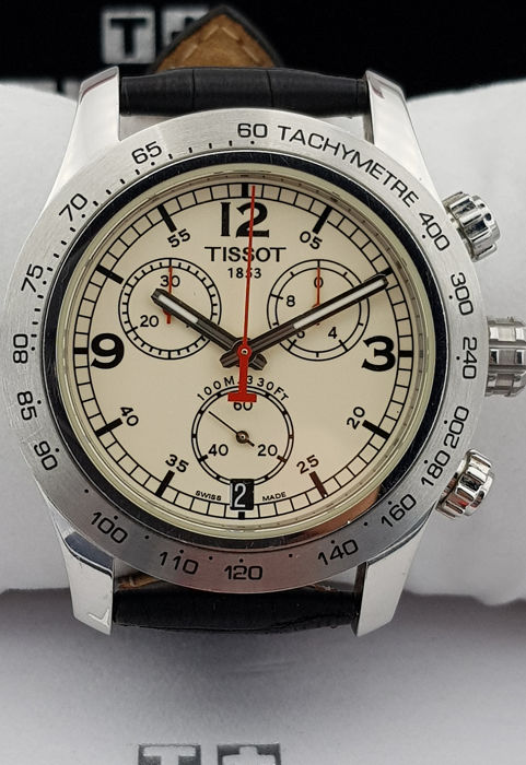 "Tissot - Chronograph ""NO RESERVE PRICE"" - Hombre - 2011 - actualidad"