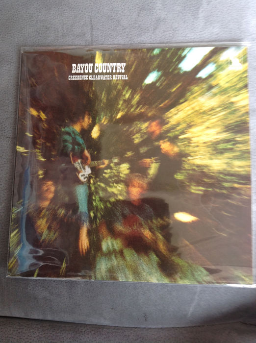 Creedence Clearwater Revival - Multiple titles - LP's - 1969/1976