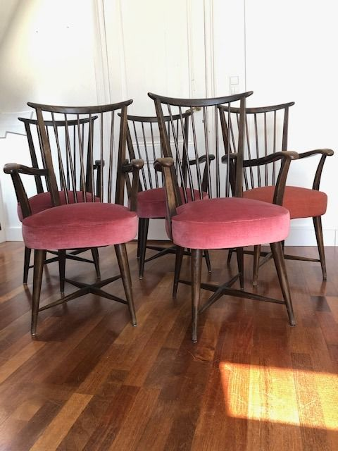 Dining room chair (5) - First half 20th century