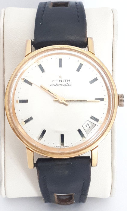 Zenith - Stellina Automatic - 2542PC - Heren - 1960-1969