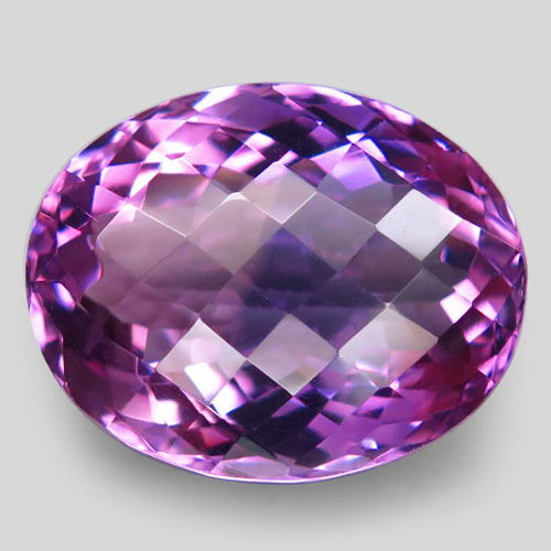 No Reserve Price - Purple  Amethyst - 19.11 ct
