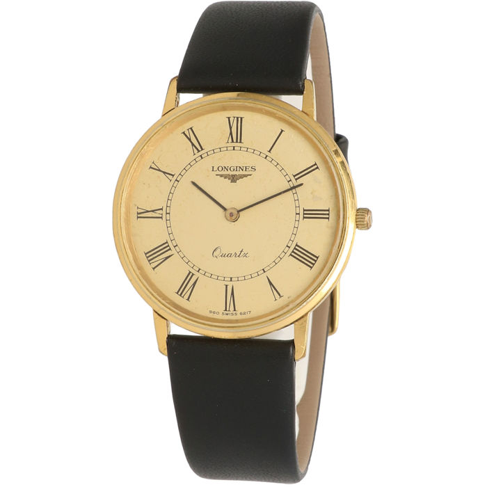 Longines - Dress-Watch  - Heren - 1990-1999