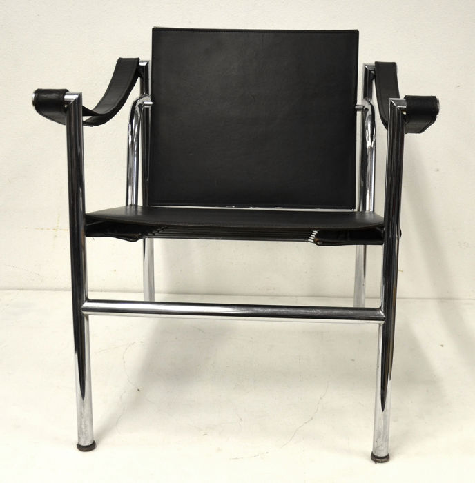 Charlotte Perriand, Le Corbusier, Pierre Jeanneret - Cassina - Sessel ...