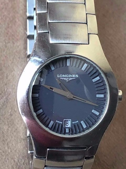 Longines - Oposition Round/Date - L3.117.4 - Dames - 2000-2010