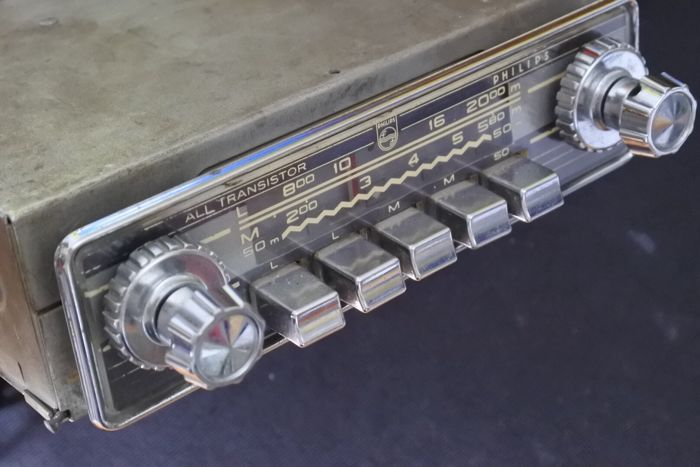 Radio - Philips - N5X04T - 1960-1962