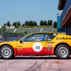 Alpine - A310 V6 Group4 - 1978