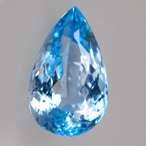 No Reserve Price - Blue Topaz - 18.74 ct