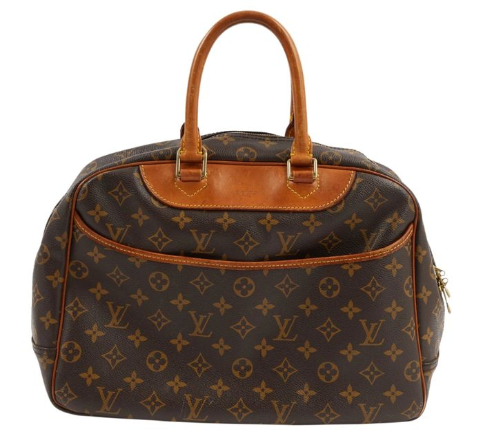 Louis Vuitton - Deauville Handbag
