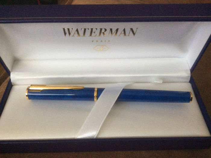 Waterman - Fountain pen - 1 of 1