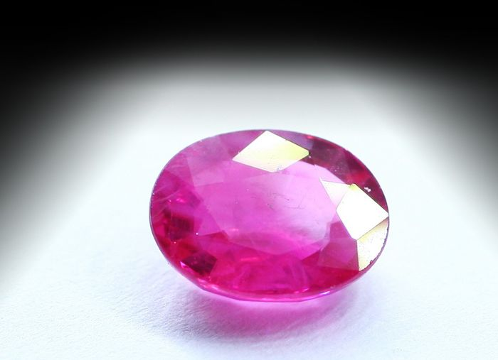 Ruby - *No Reserve Price* - 0.92 ct