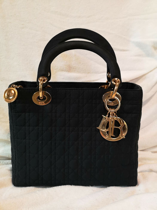 Christian Dior - Lady Dior Handbag