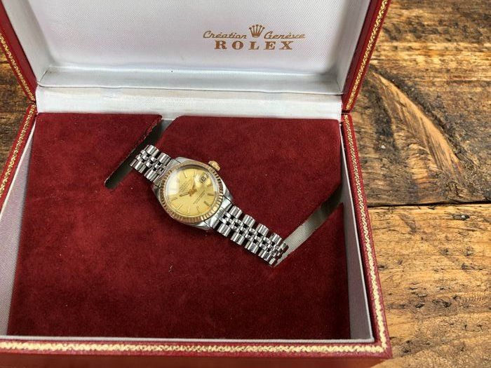 Rolex - Oyster Perpetual Datejust - 6900 - Femei - 1980-1989
