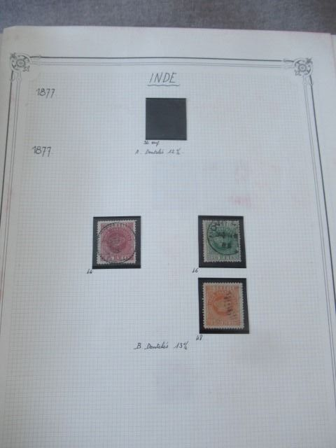 Portugal, koloniën en India - Advanced collection of stamps