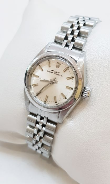 Rolex - Oyster Perpetual - 6718 - Mujer - 1970-1979