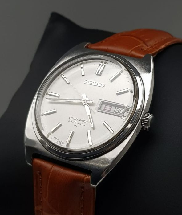 Seiko - 'NO RESERVE PRICE' Lord Matic Automatic Vintage Men - 5606-7050 - Heren - 1960-1969