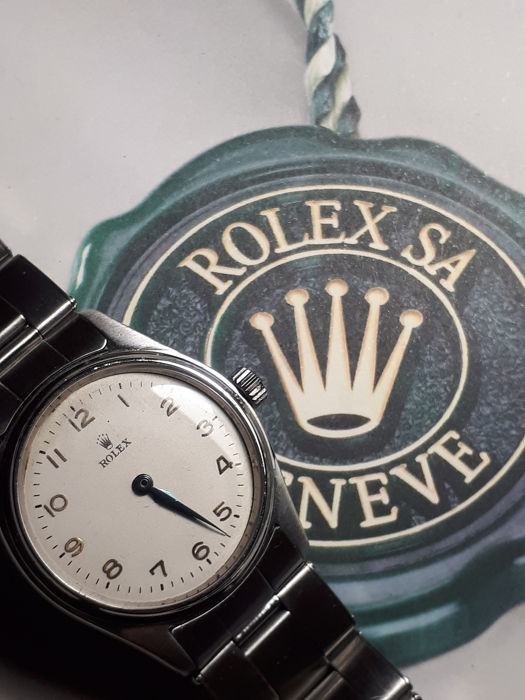 Rolex - Oyster Royal - Reference n. 4444 - Unisex - 1950-1959
