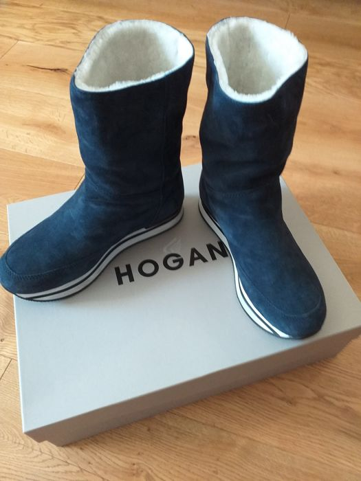 Hogan Ankle boots - Size: IT 37.5
