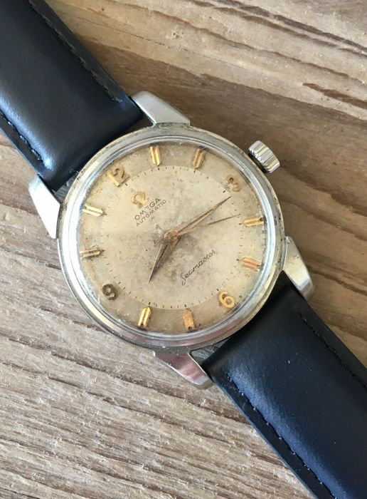 Omega - Seamaster Vintage - 2848 Automatic - Hombre - 20ste eeuw
