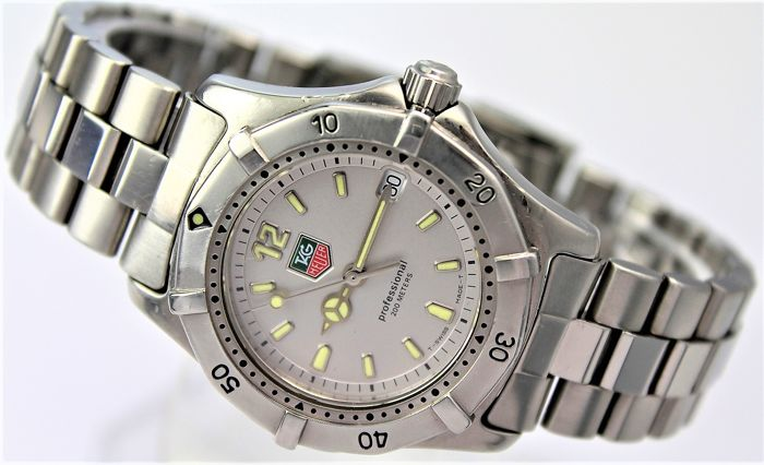 77c58552af7 TAG Heuer - Professional Swiss Made