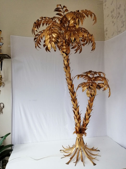 Hans Kogl Lamp Palm Tree Floor Lamp 185 Cm Catawiki