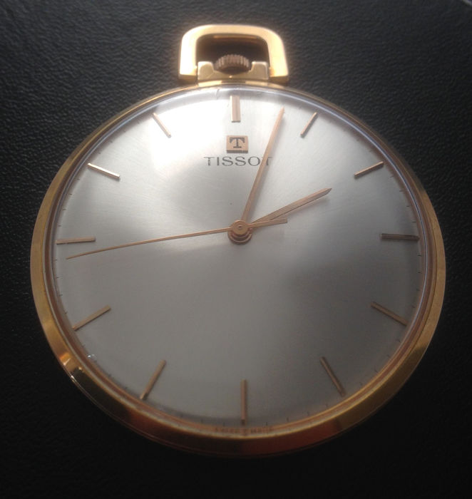Tissot - pocket watch NO RESERVE PRICE - Unisex - 1960-1969