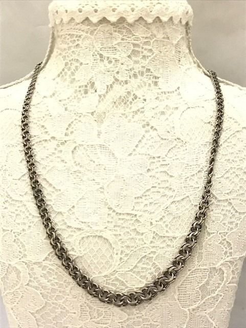 835 Silver - Necklace