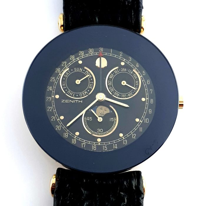 Zenith - Zenith Pacific Triple Date Moonphase  - 27.2010.393 - Mujer - 2000 - 2010