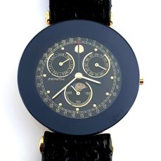 Zenith - Zenith Pacific Triple Date Moonphase  - 27.2010.393 - Dames - 2000-2010