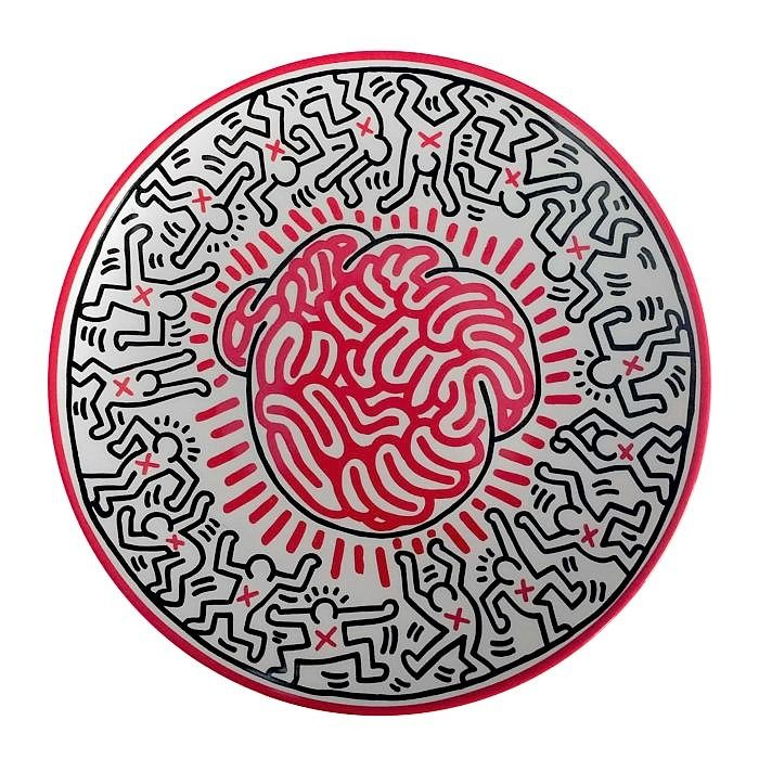 Keith Haring, (despues) - Untitled
