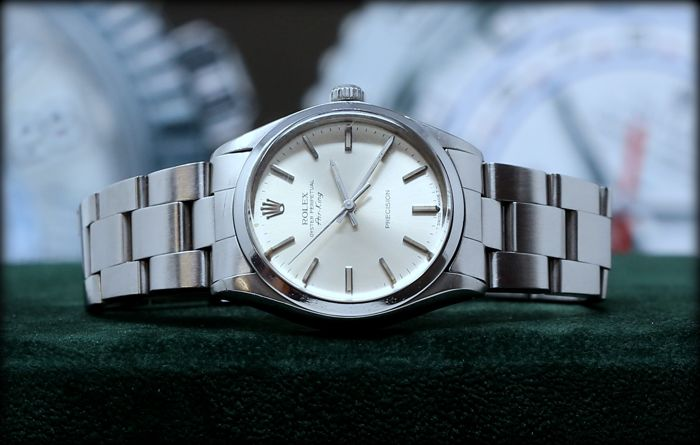 Rolex - Oyster Perpetual Air King Precision Ref.5500  - Férfi - 1980-1989