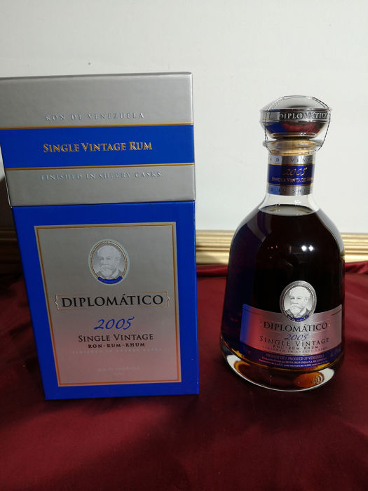 Diplomático 2005 - Single Vintage - 70cl