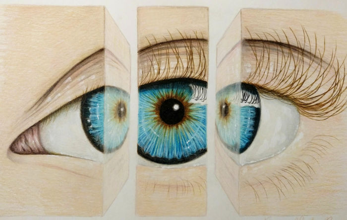Fabio Meneghella - Faceted Eye