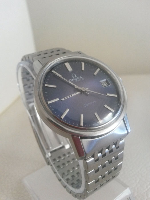 Omega - Geneve Automatic 'NO RESERVE PRICE' - 166.0202 - Homme - 1970-1979