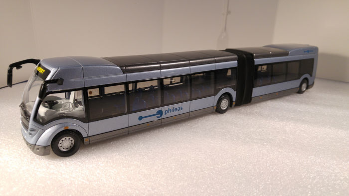 Lion Toys - 1:50 - Phileas Hybrid Articulated Bus by VDL  - Project Pescara 2008