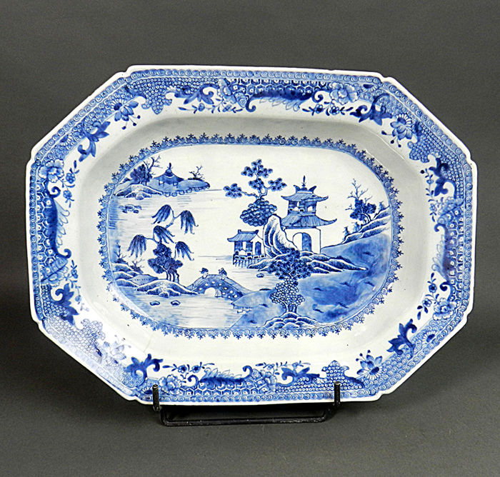 Dish - Porcelain - China - Qianlong (1736-1795)