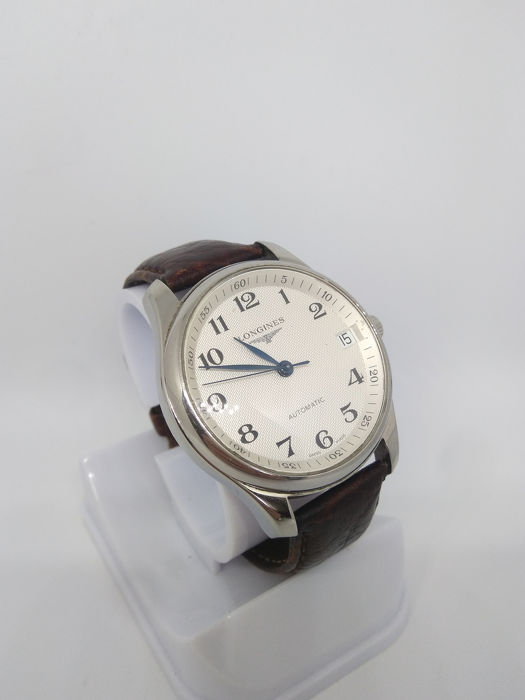 """Longines - Longines The Master Collection L2.665.4 """"NO RESERVE PRİCE"""" - Longines L2.665.4 - Heren - 2011-heden"""