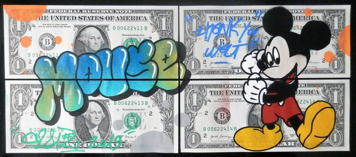 Syr - Mouse dollars