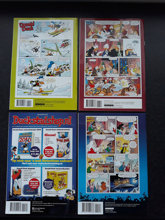 Donald Duck Donald Duck Special Extra 78x Sc 1e Druk 19872018 Stapled First Edition 19872018 Catawiki
