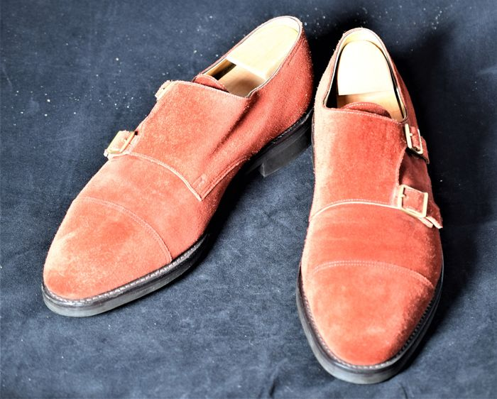 John Lobb - William II Made by request Mocassins - Taille: FR 44,5