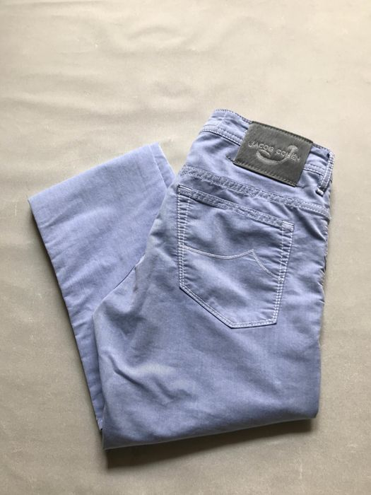Jacob Cohen - Jeans trousers, cotton, size 30 - Size: taglia jeans 30