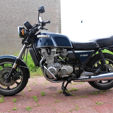 Motorcycle Auction (No Reserve Prices)